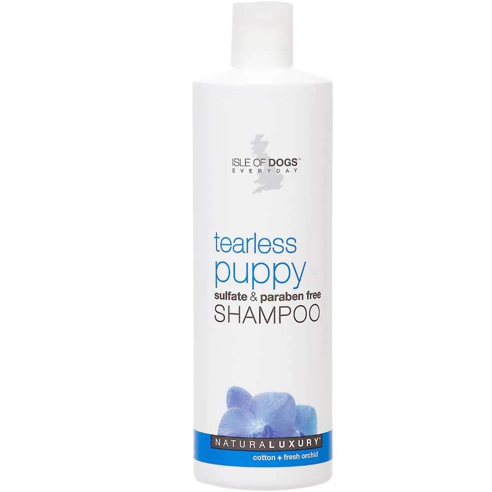 Isle Of Dogs Tearless Puppy Shampoo 16oz