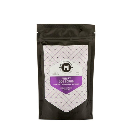 Melanie Newman Purify Dog Scrub 200g