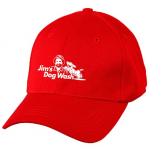 Jim's Dog Wash Pique Mesh Baseball Cap