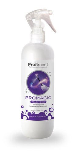ProGroom Pro Magic Spray - Ready To Use 500ml