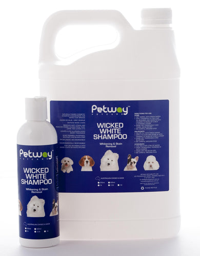 Petway WICKED WHITE WHITENING & STAIN REMOVER 5L
