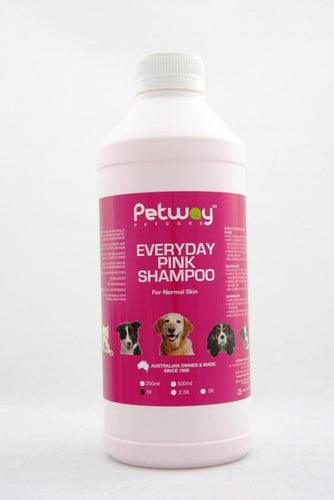 Petway Everyday Pink Shampoo 1L