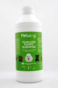 Petway Petcare TEARLESS PUPPY SHAMPOO 500ml