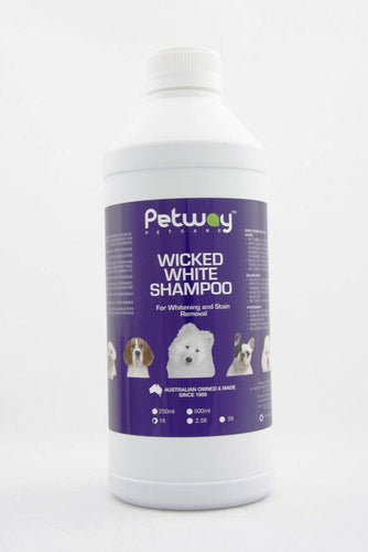 Petway WICKED WHITE WHITENING & STAIN REMOVER 1L