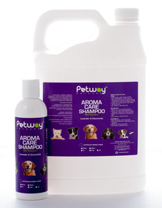 Petway Aroma Care Shampoo with Vitamin E 2.5L