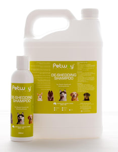 Petway Petcare DE-SHEDDING SHAMPOO 500ml