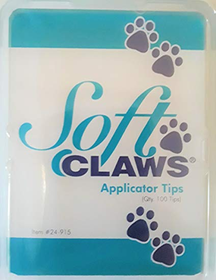 Soft Claws Applicator Tips Refill 100PK