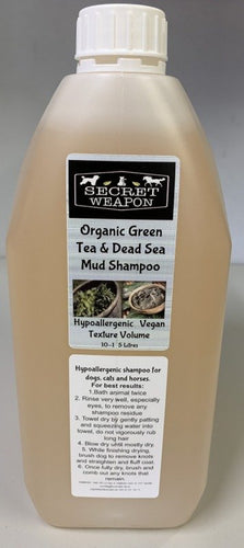 Secret Weapon Green Tea and Dead Sea Mud 5L