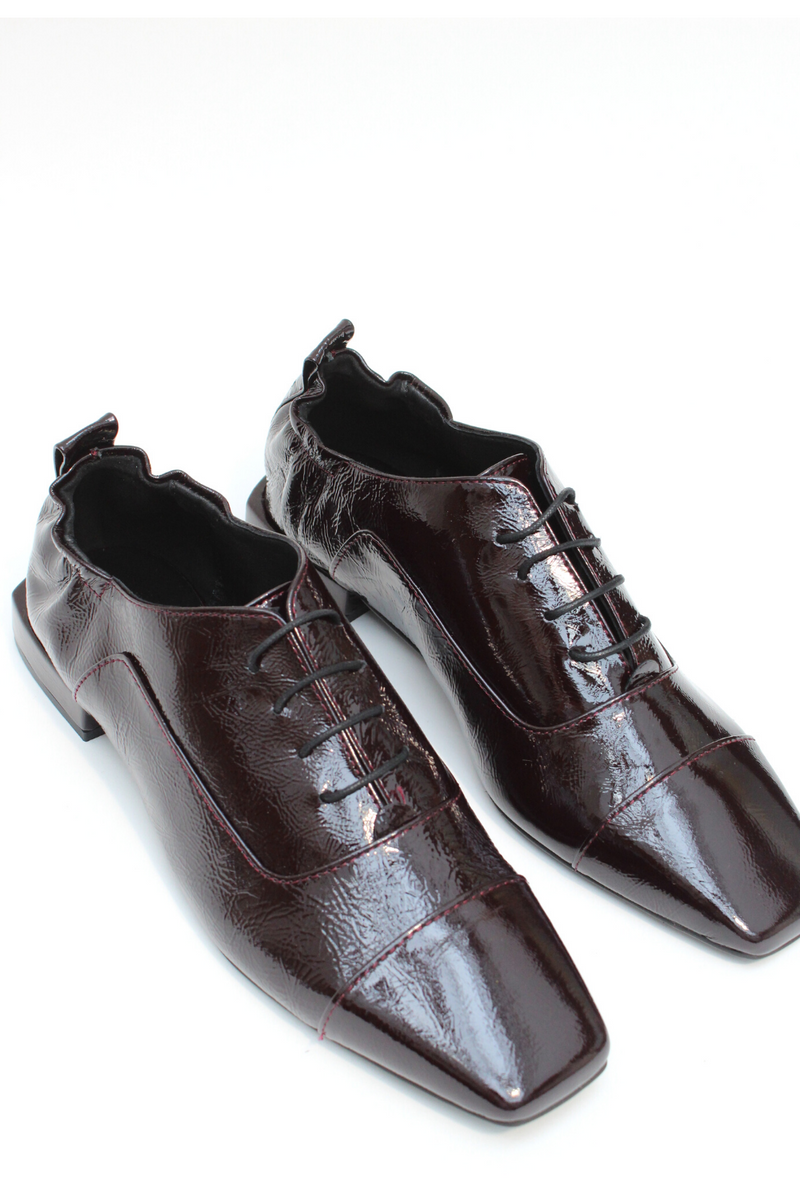 MADE94 DARIA9G BURGUNDY BROGUE