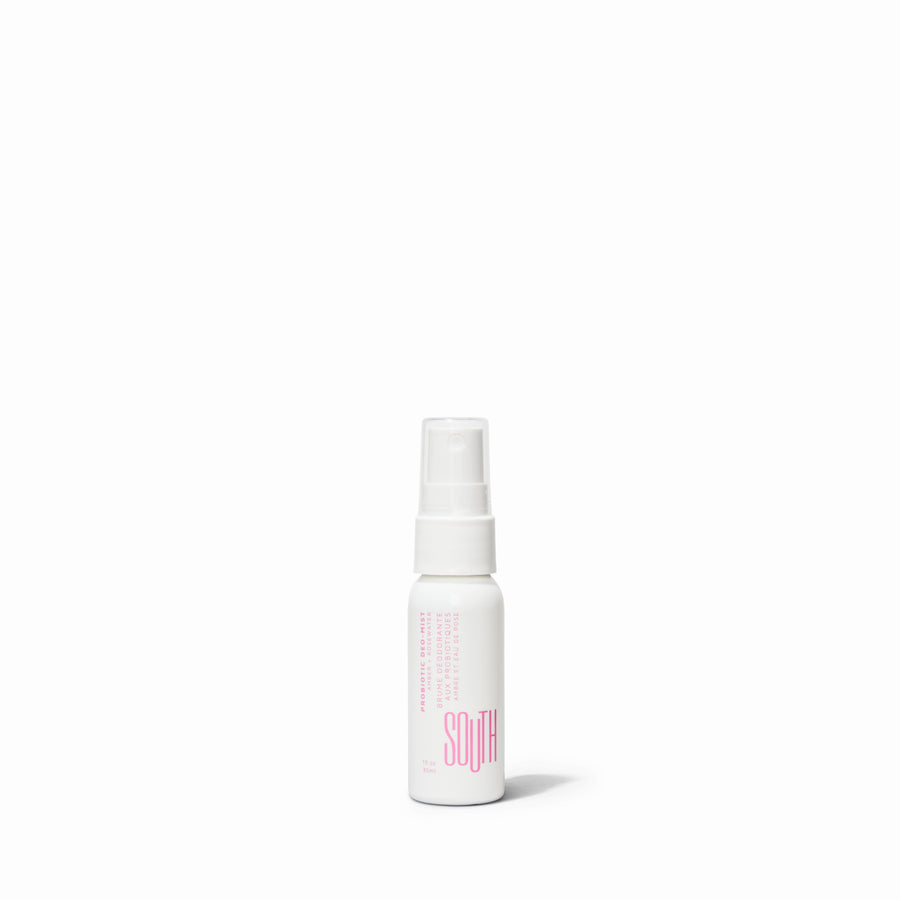 Probiotic Deo-Mist Amber + Rose Water