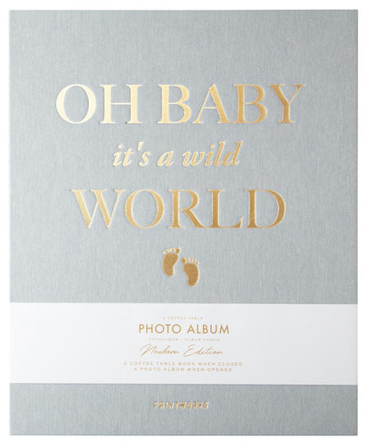 Photo Album - Baby Its a Wild World