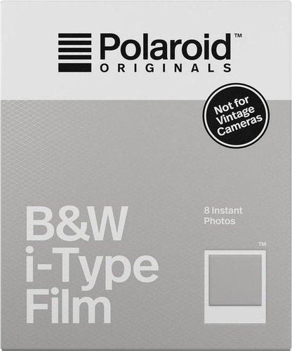 POLAROID ORIGINALS - I-TYPE B&W - vervallen 11/19