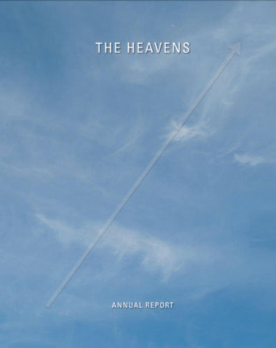 Woods & Galimberti - The Heavens - gesigneerd