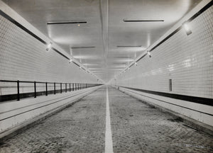 Mondmasker S.P. Philips - Waaslandtunnel - FOMU collectie