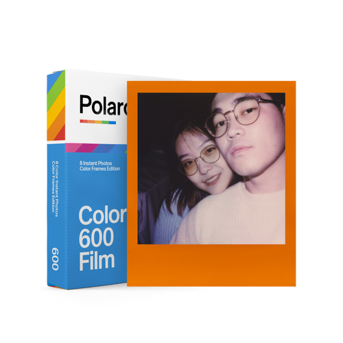 POLAROID ORIGINALS - 600 color frames edition - vervallen 12/19