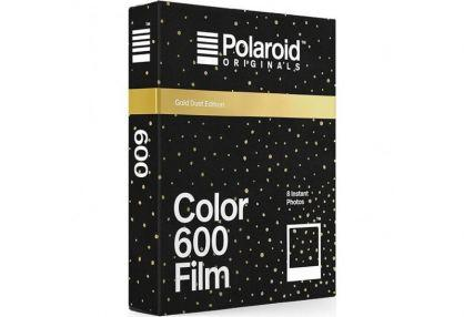POLAROID ORIGINALS - Gold Dust edition 600 color instant - vervallen 07/19