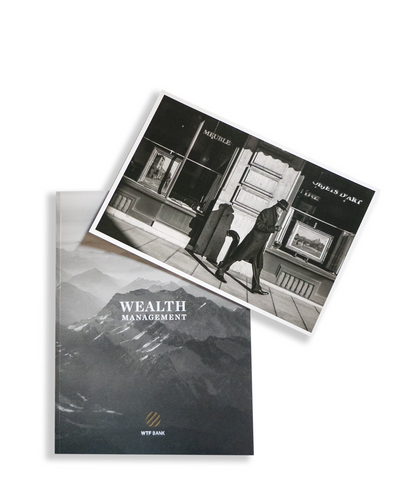 Wealth Management - WTF Bank gesigneerd