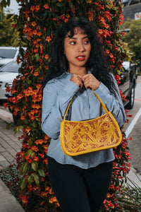 Baguette Bag in Golden Goddess