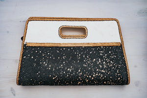 Cabo Clutch Sand Fairy Dust