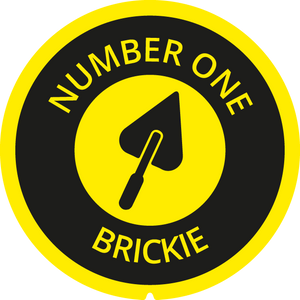 No1 BRICKIE TAPE MEASURE - 5M/16FT 8M/26FT