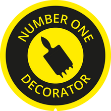 Load image into Gallery viewer, No1 DECORATOR BRANDED TAPE MEASURE  - 5M/16FT 8M/26FT