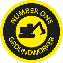 Load image into Gallery viewer, No1 GROUNDWORKER BRANDED TAPE MEASURE - 5M/16FT 8M/26FT