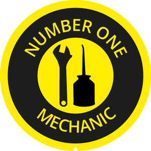 No1 MECHANIC BRANDED TAPE MEASURE - 5M/16FT 8M/26FT