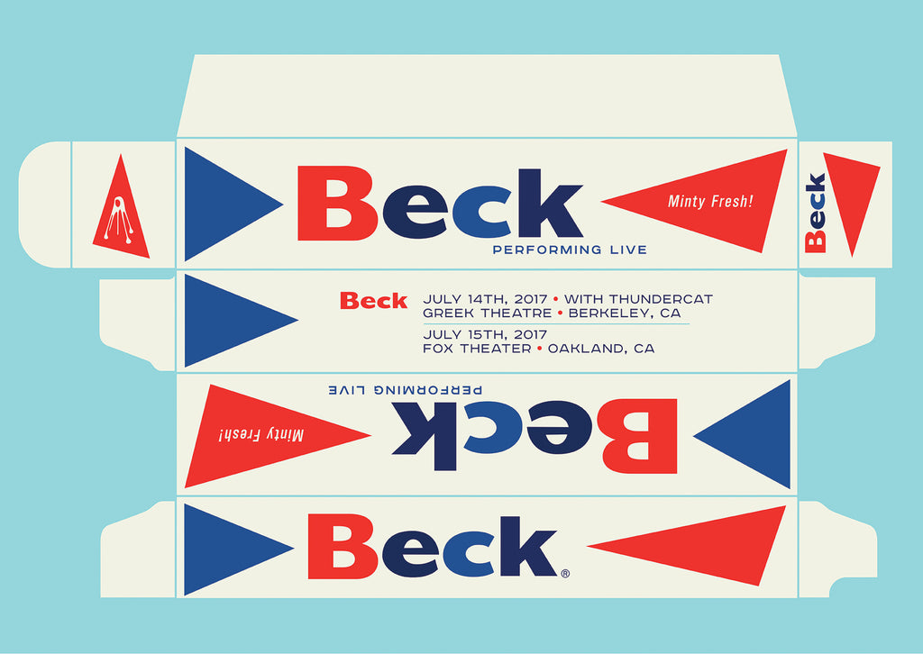 BECK - BAY AREA 2017