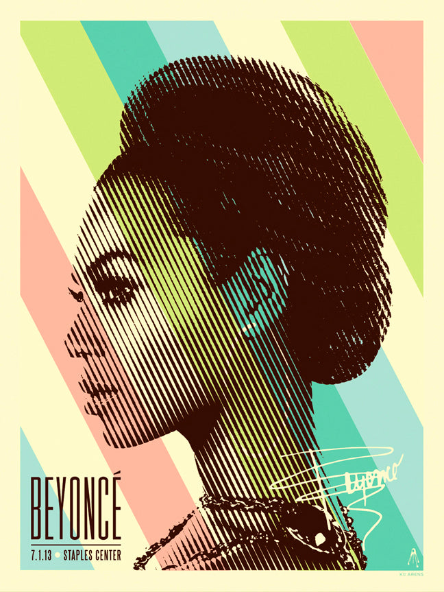 BEYONCE - LOS ANGELES, CA