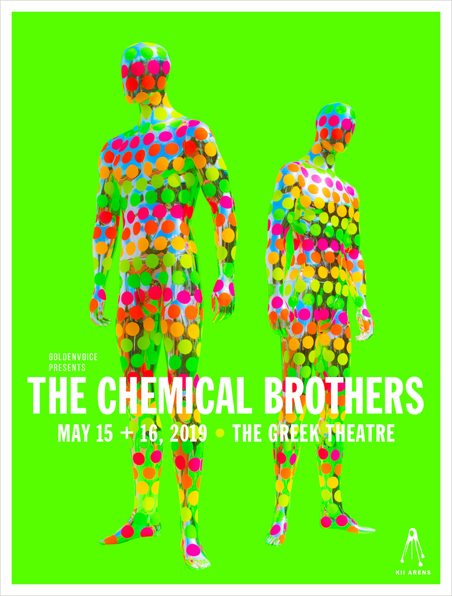 THE CHEMICAL BROTHERS - GREEK THEATRE