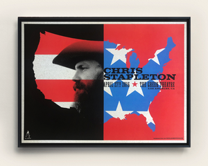 CHRIS STAPLETON - THE GREEK THEATRE