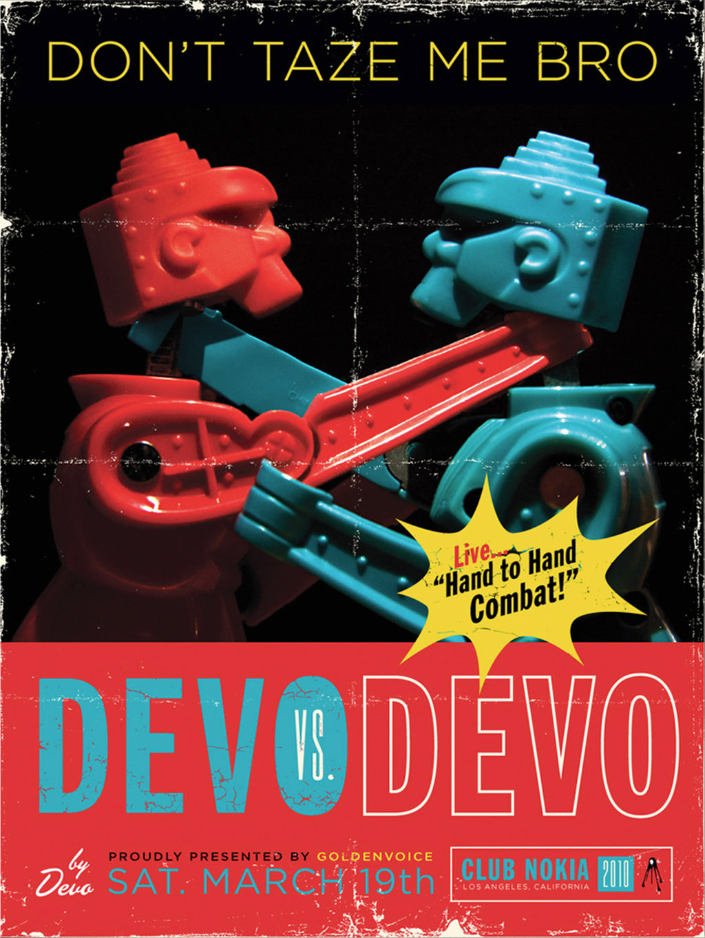 DEVO - CLUB NOKIA