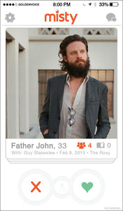 FATHER JOHN MISTY - LOS ANGELES, CA 2015