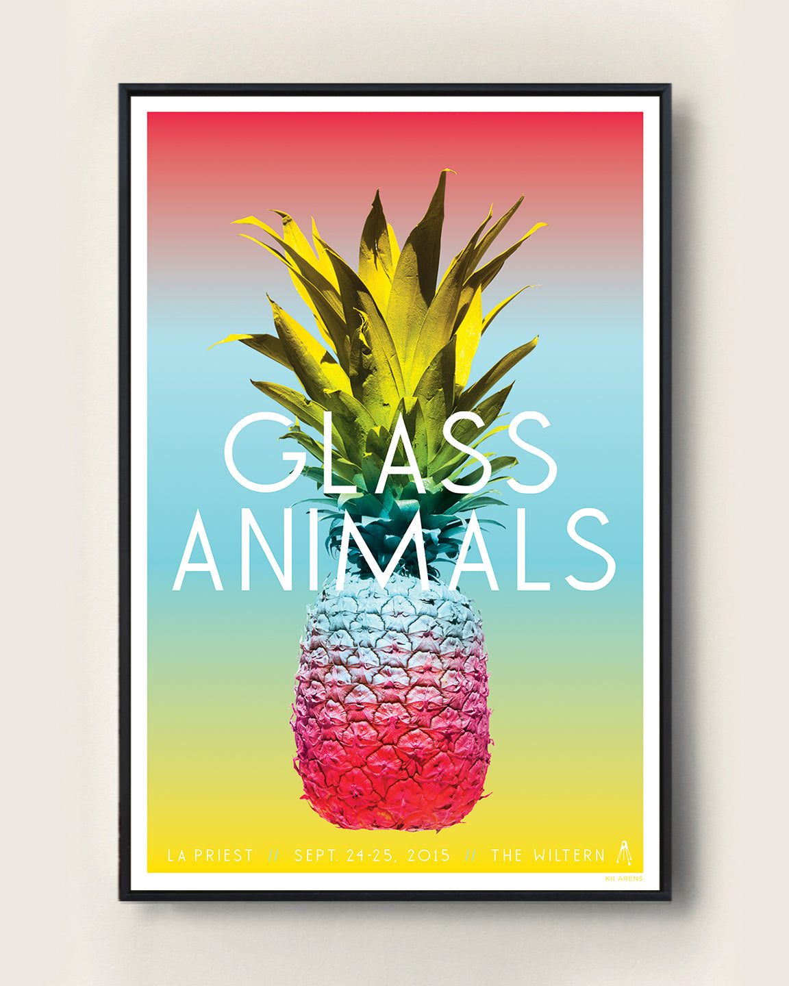 GLASS ANIMALS - LOS ANGELES, CA