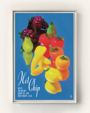 HOT CHIP - GREEK THEATRE