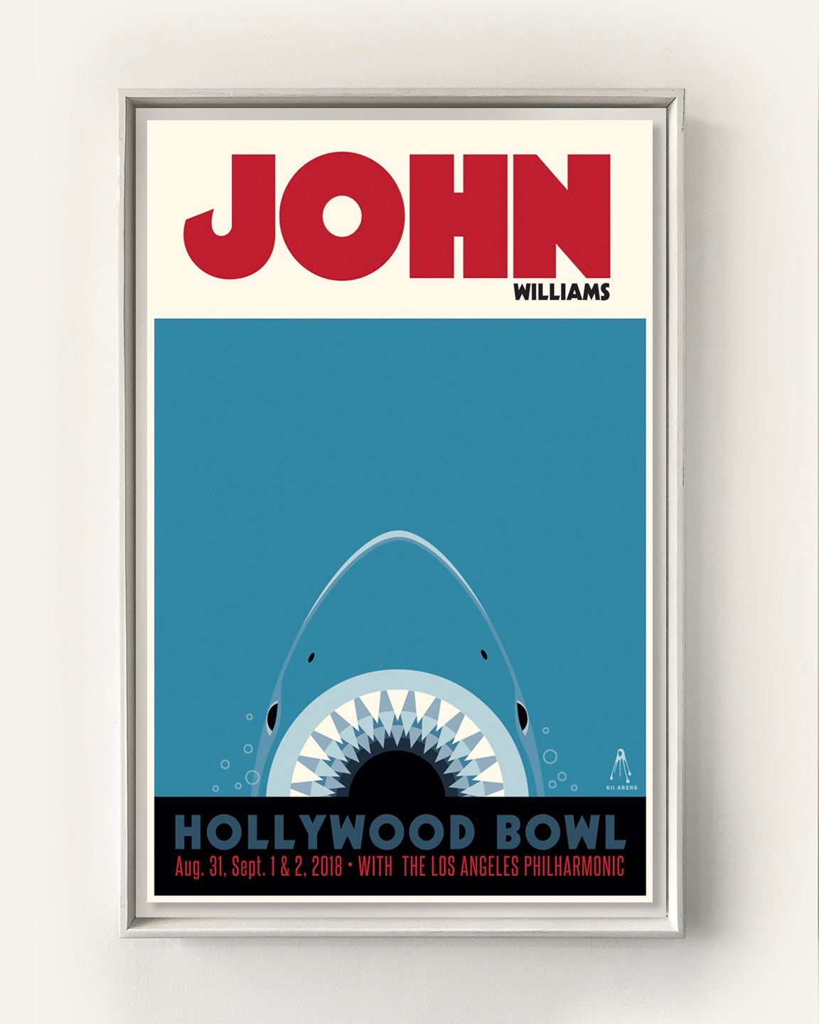 JOHN WILLIAMS - JAWS - HOLLYWOOD BOWL