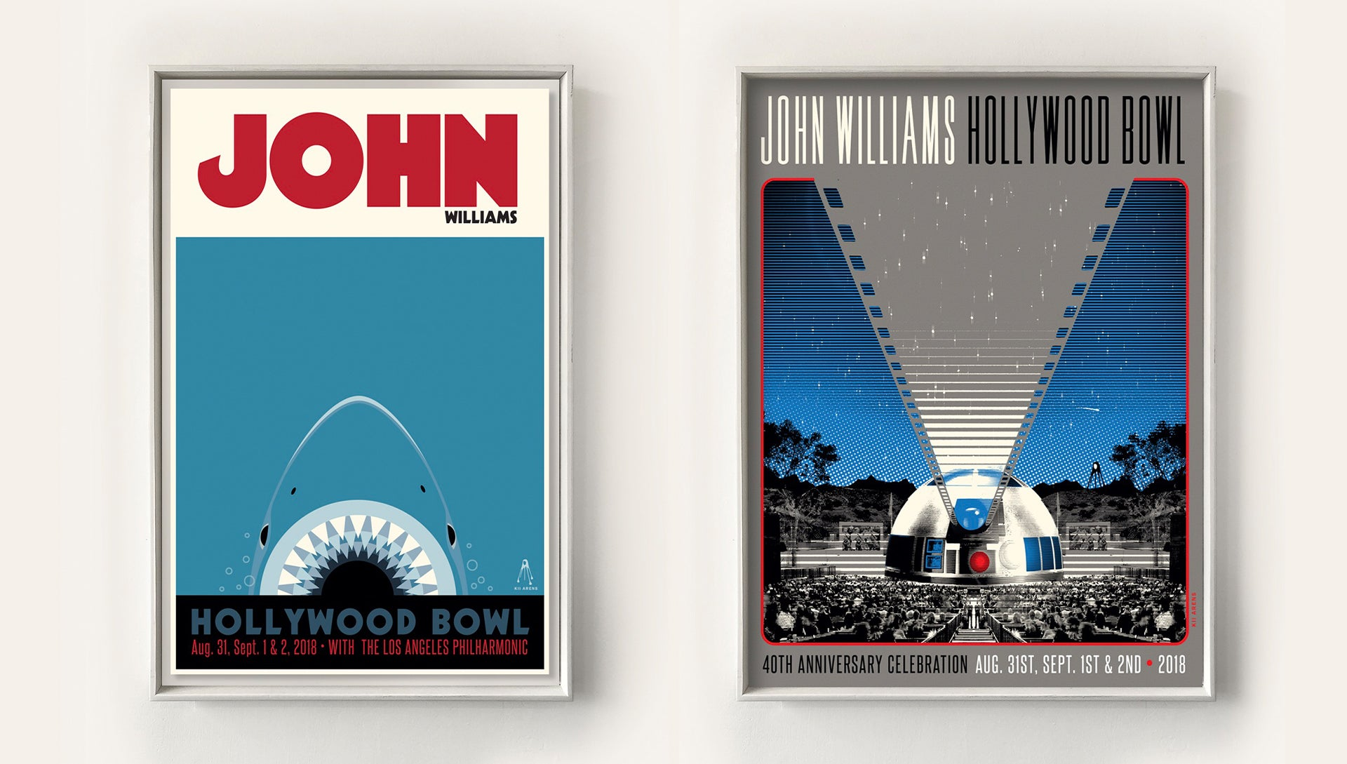 JOHN WILLIAMS - HOLLYWOOD BOWL