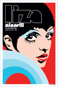 LIZA MINNELLI - HOLLYWOOD BOWL