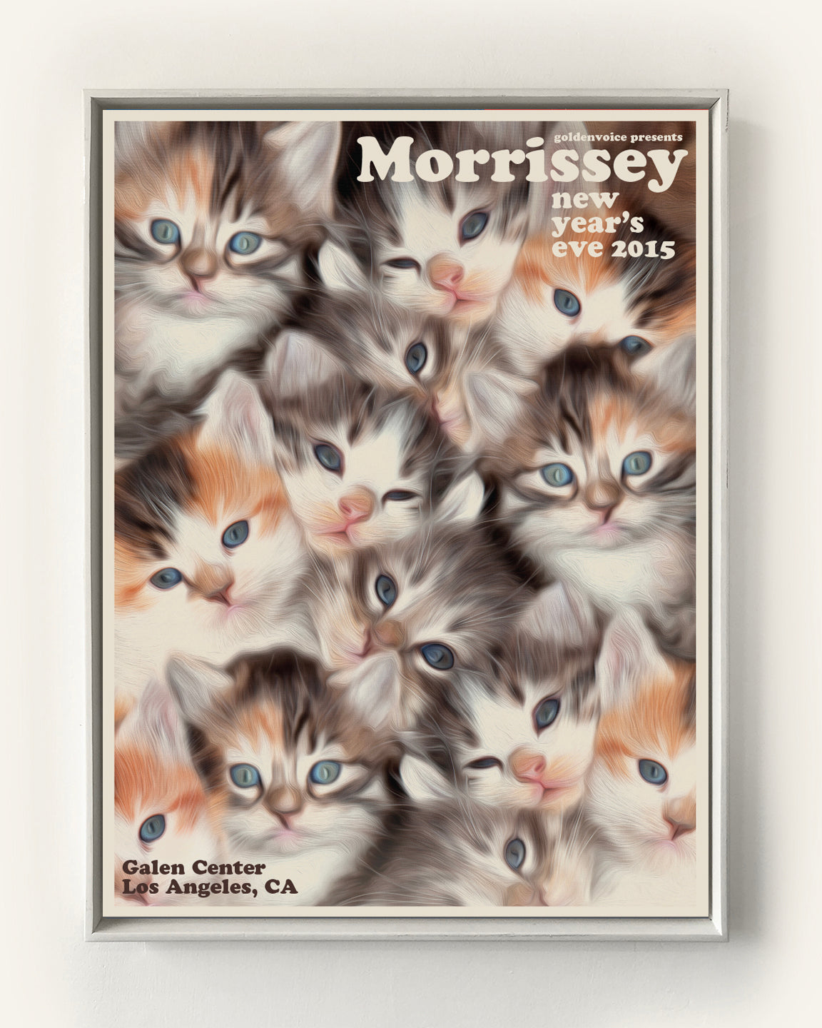 MORRISSEY - GALEN CENTER