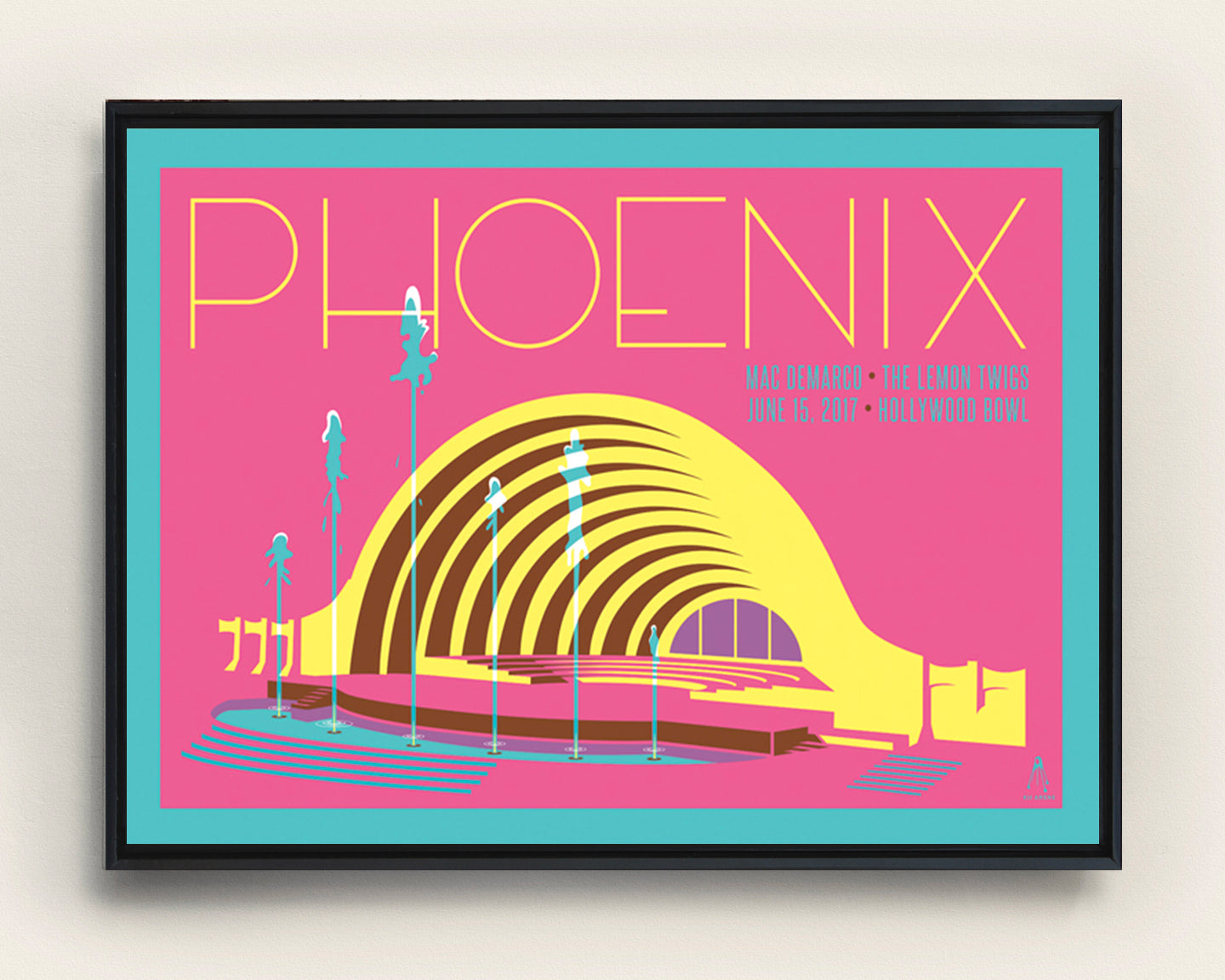 PHOENIX - HOLLYWOOD BOWL
