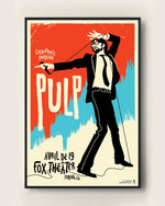 PULP - LOS ANGELES, CA 2012