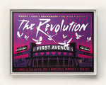 THE REVOLUTION - FIRST AVENUE