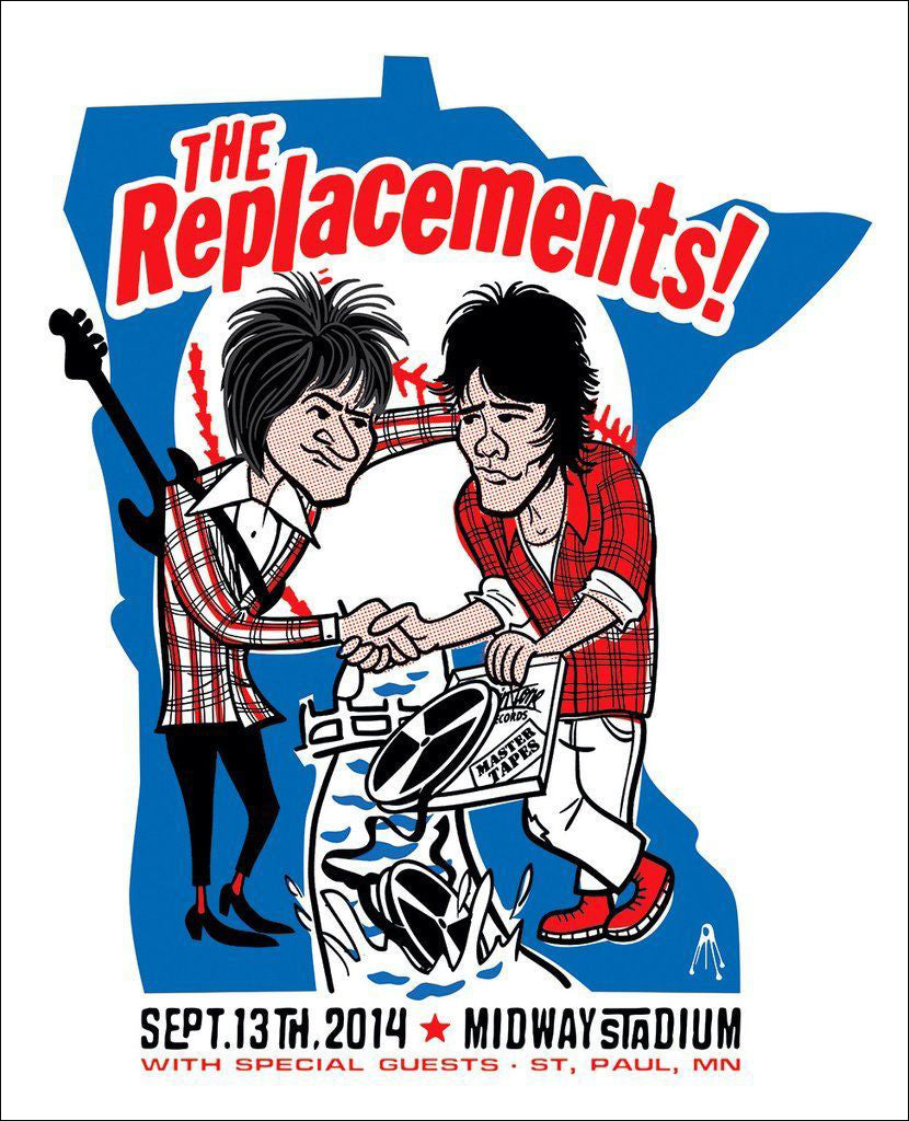REPLACEMENTS - MIDWAY