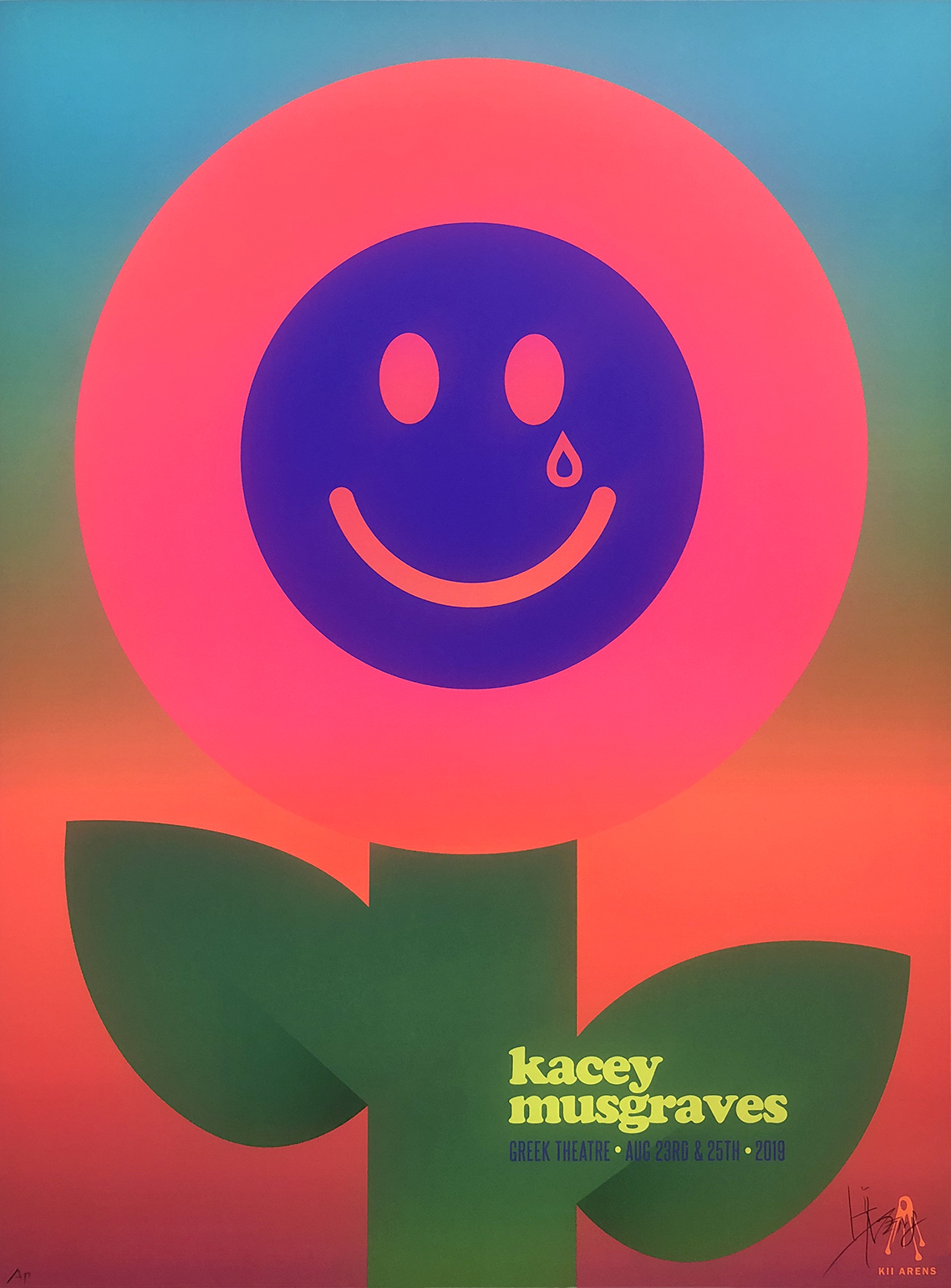KACEY MUSGRAVES - GREEK THEATRE 2019