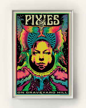 "PIXIES - ""ON GRAVEYARD HILL"""