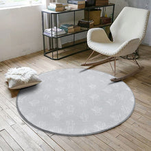 Load image into Gallery viewer, Modern Plush Floor Rug Round Area Carpet For Living Room Bedroom Home Textile Decor Rugs