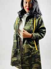 Load image into Gallery viewer, Riley Oversized Camo Jacket