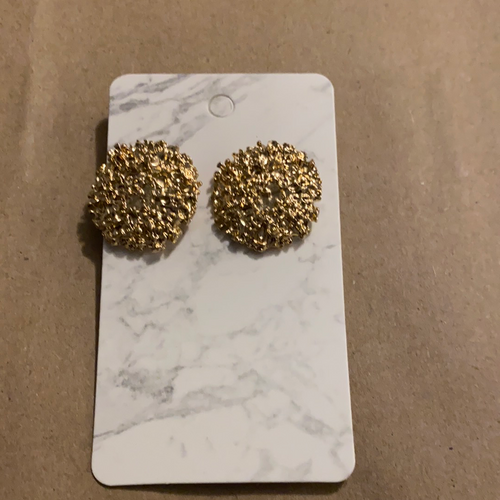 Caroline Textured Earrings