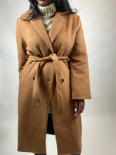 Load image into Gallery viewer, Monica Wool Blend Coat