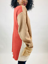 Load image into Gallery viewer, Carrington Colorblock Sweater